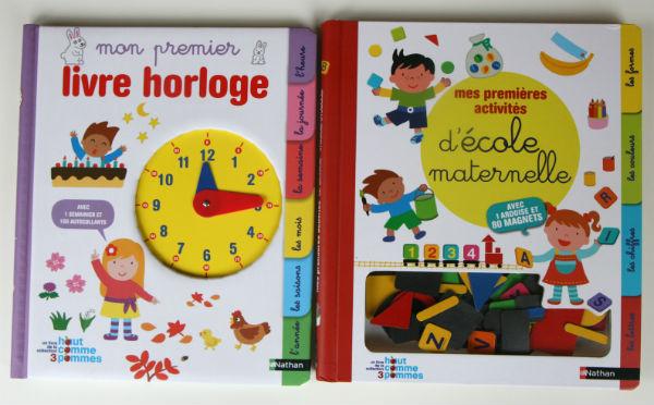 Beliebt Livres d'activités pour les tout-petits : apprendre l'heure et des  XU36