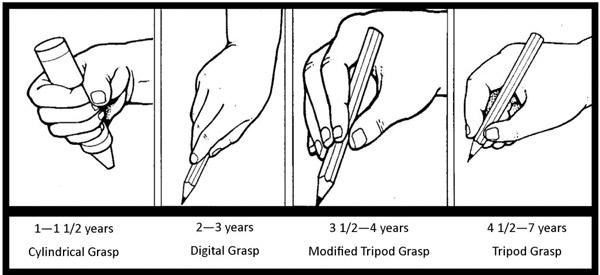 When Scanning Line Art You Should : Idées pour apprendre à un enfant bien tenir son stylo
