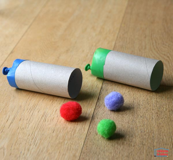shooter-pompons