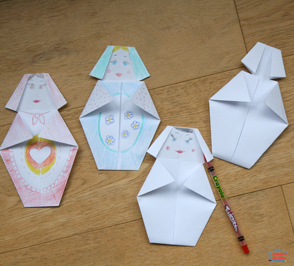 origami 7 ans