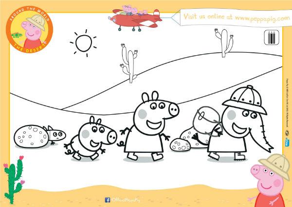 Fiches D Activités Peppa Pig Cabane à Idées