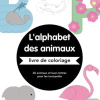 Nouvel ebook : coloriage alphabet animaux