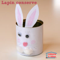 Lapin conserve